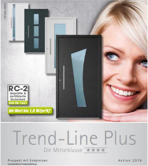 Trend-Line Plus-Haustueren